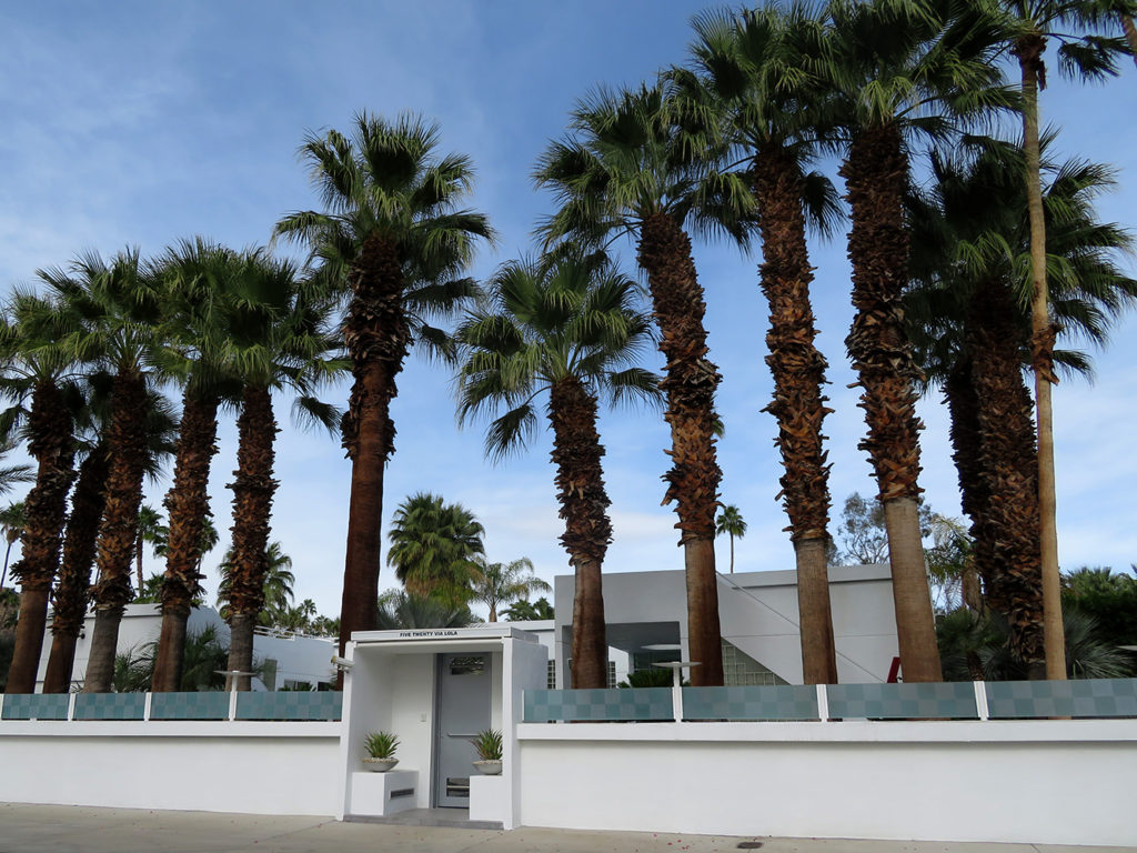 miami vice house in palm springs