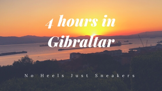 Impressions of my first 4 hours in Gibraltar