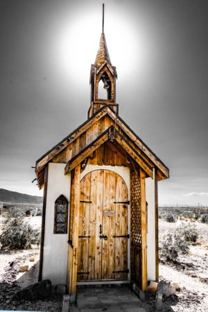 Glass Outhouse Art Gallery | Chapel